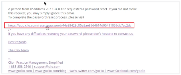 Sorry, that is an invalid password reset code  Please check your