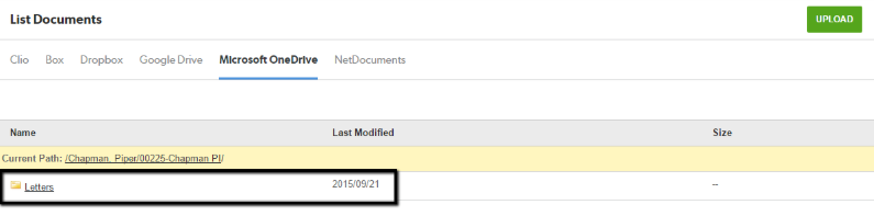 OneDrive for Business: Moving Existing OneDrive Documents to
