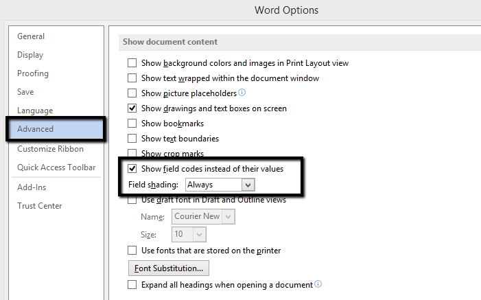 how to put text in center of word document