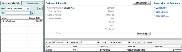 QuickBooks Desktop: Instructions on Exporting Invoices and